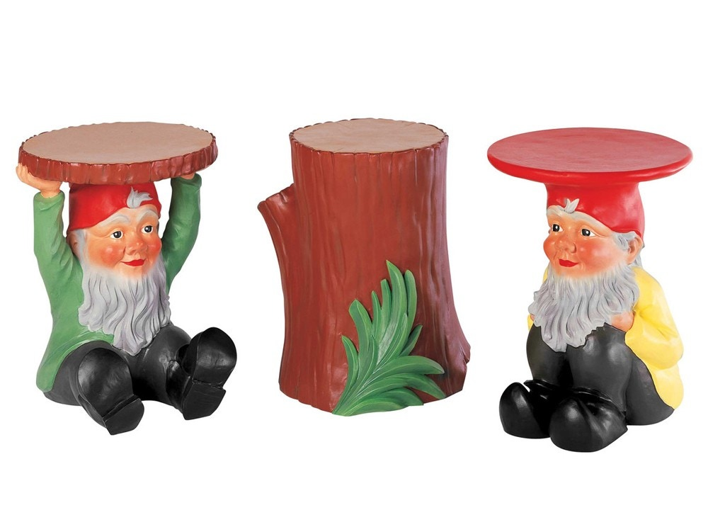 Kartell Gnomes Tables/Stools