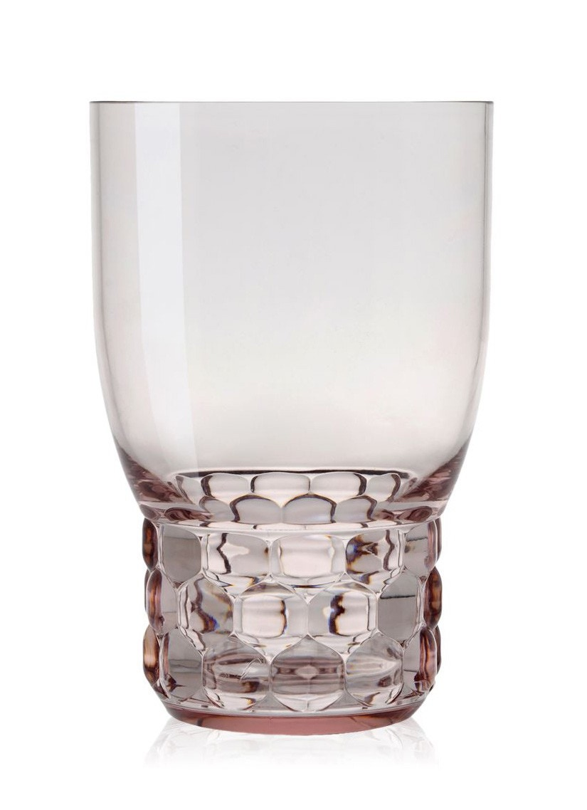 Kartell Jellies Family Glass (Priced Each, Sold in Sets of 4)