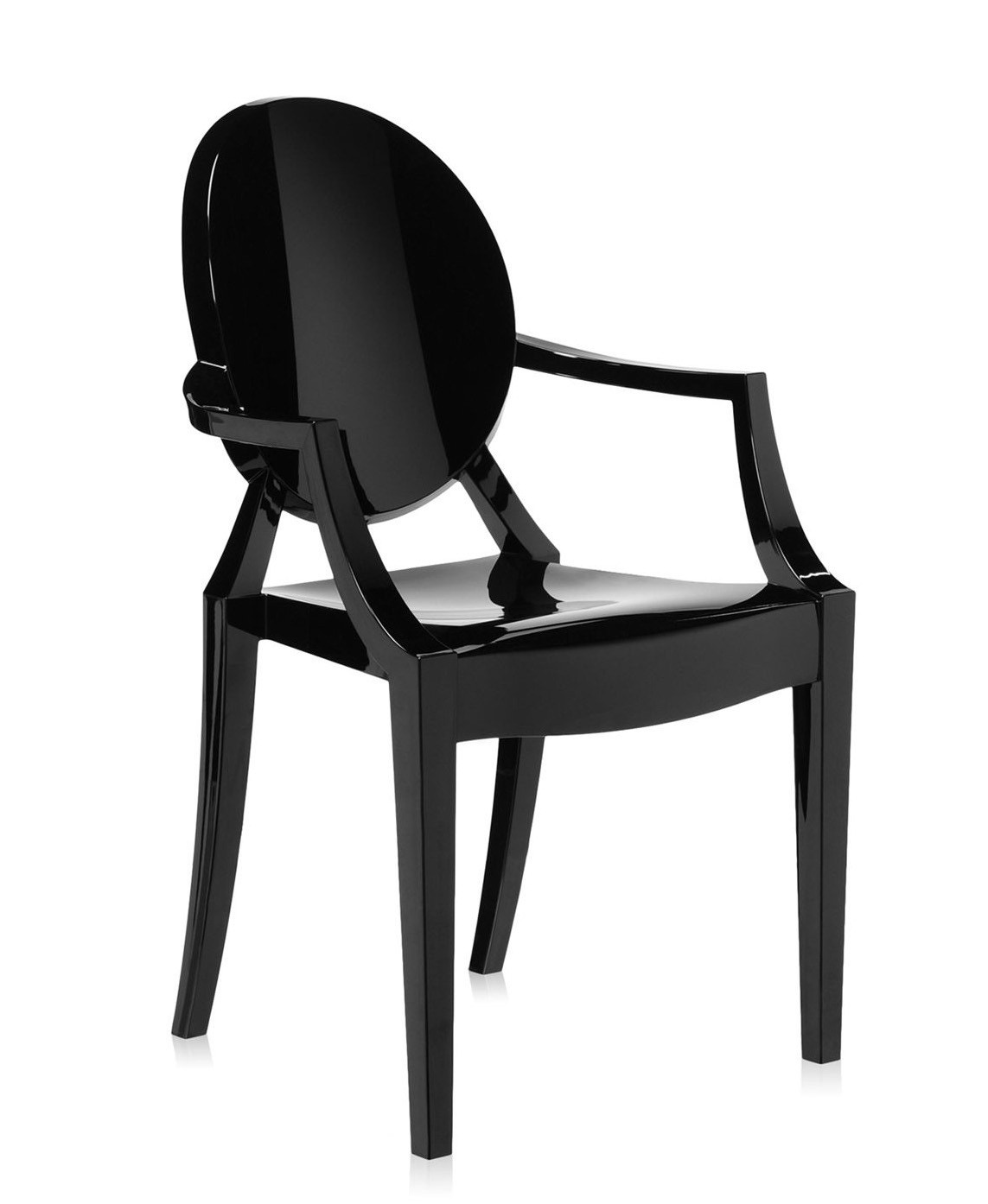 Kartell Lou Lou Ghost Chair (Priced Each, Sold in Sets of 4)