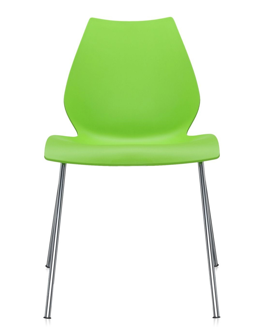 Kartell Maui Armless Chair (Priced Each, Sold in Sets of 4)