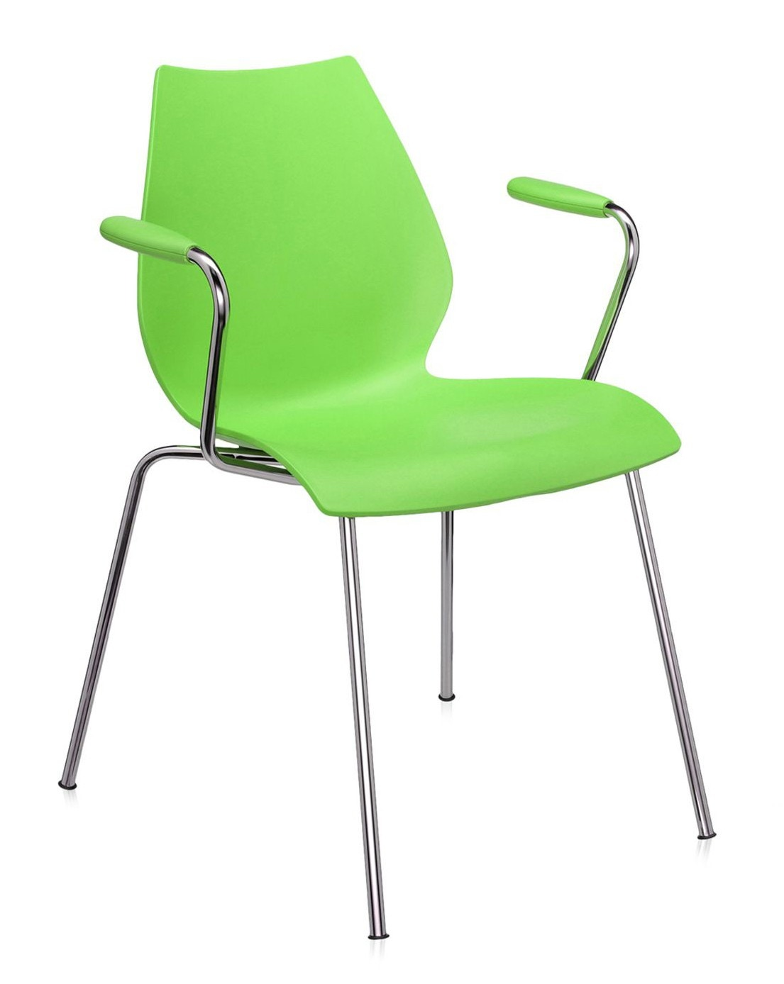 Kartell Maui Chair with Arms (Priced Each, Sold in Sets of 2)