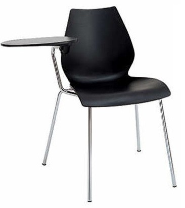 Kartell Maui Chair with Table Arm (Priced Each, Sold in Sets of 2)