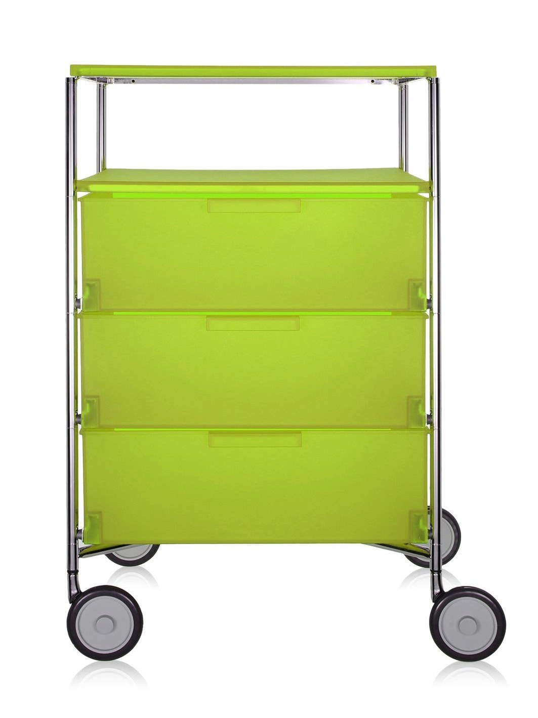 Kartell Mobil 3 Containers & Shelf
