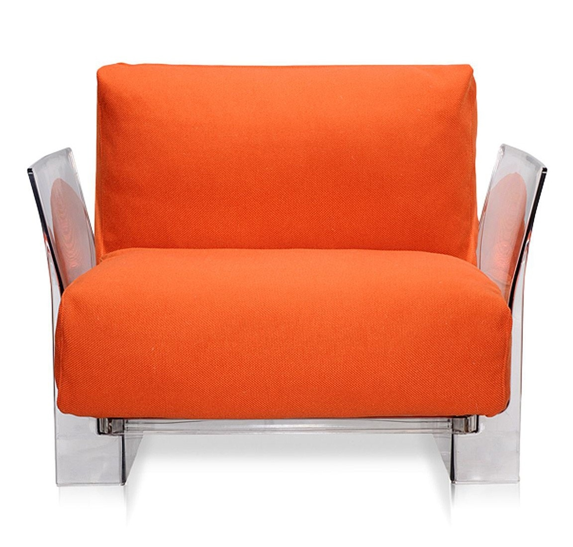 Kartell Pop Cotton & Trevira Armchair