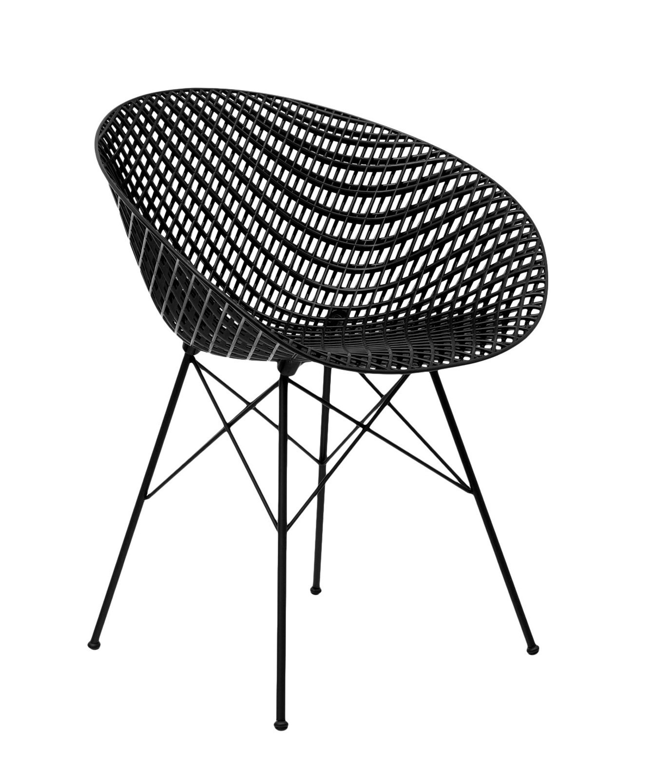 Kartell Smatrik Outdoor Chair (Priced Each, Sold in Sets of 2)
