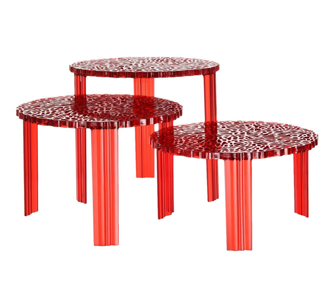 Kartell T-Table Table - GR Shop Canada