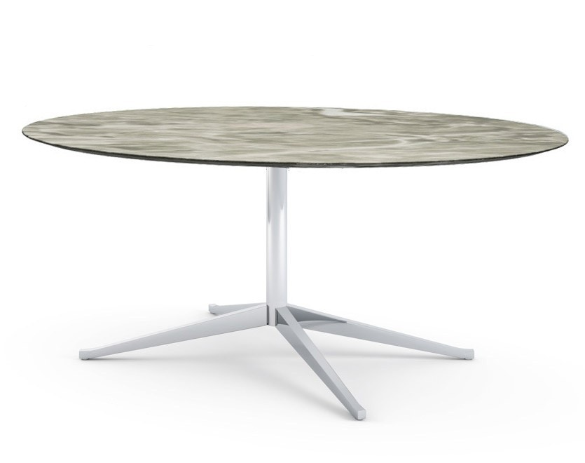 Knoll Florence - Oval Table Desk