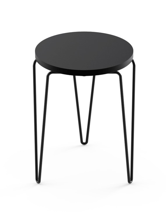 Knoll Florence - Hairpin Stacking Table