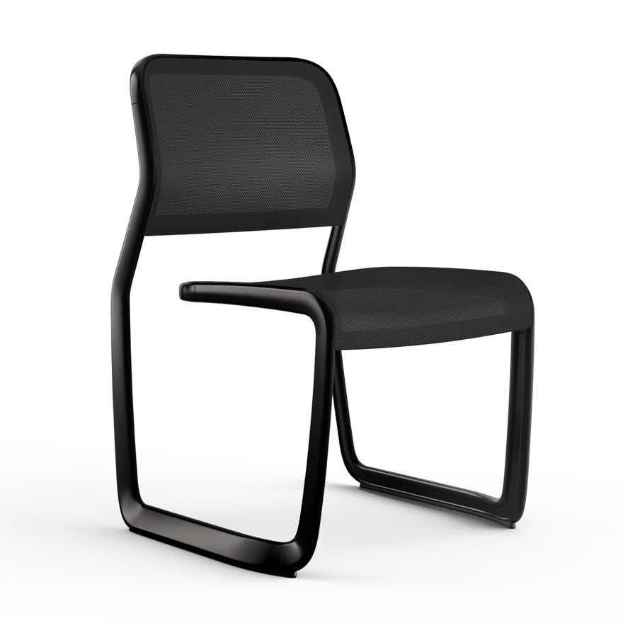Knoll Marc Newson Aluminum Chair