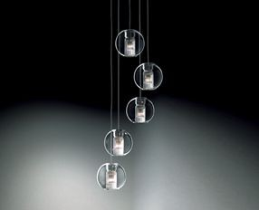 Leucos Fairy S S - R 15 Suspension Lamp