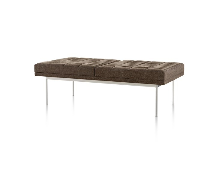 Geiger Tuxedo Component Lounge Bench