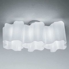 Artemide Logico Triple Linear Ceiling Lamp