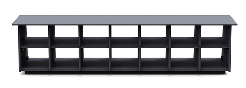 Loll Cubby Outdoor 72 Inch Bench/Storage
