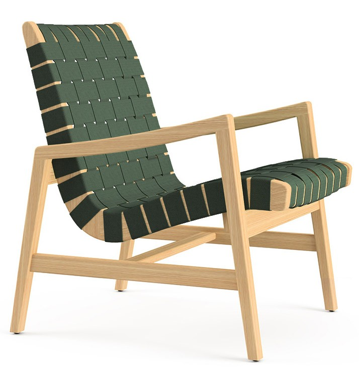 Knoll Jens Risom - Lounge Chair with Arms