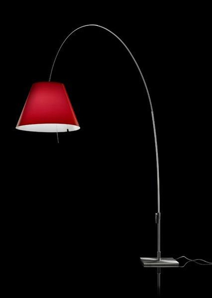 luceplan lady costanza floor lamp gr shop canada. Black Bedroom Furniture Sets. Home Design Ideas