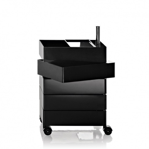 magis 360 degree container 5 drawer unit on wheels. Black Bedroom Furniture Sets. Home Design Ideas
