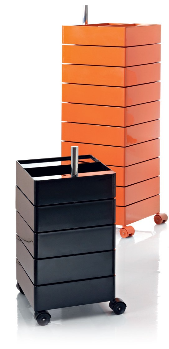 magis 360 degree container 10 drawer unit on wheels gr shop canada. Black Bedroom Furniture Sets. Home Design Ideas