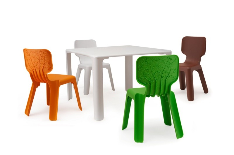 Magis Alma Childrens Chair Outdoor, Set of 4