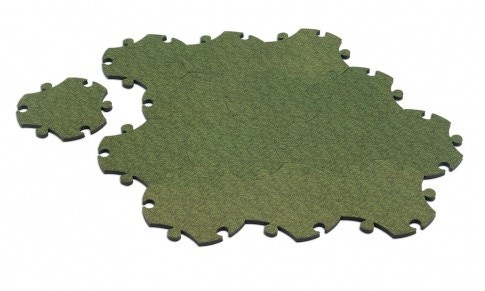 Magis Puzzle Carpet, Sold In Set of 7