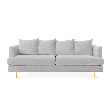 gus modern margot sofa  gr shop canada - gus modern margot sofa