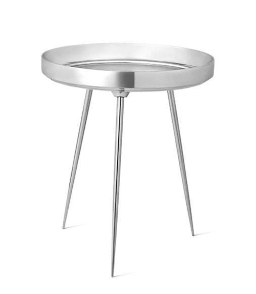 Mater Bowl Aluminum Table