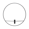 Menu POV Circle Vase