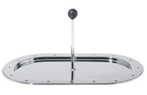 CLEARANCE - Alessi Michael Graves Small Tray with Knob