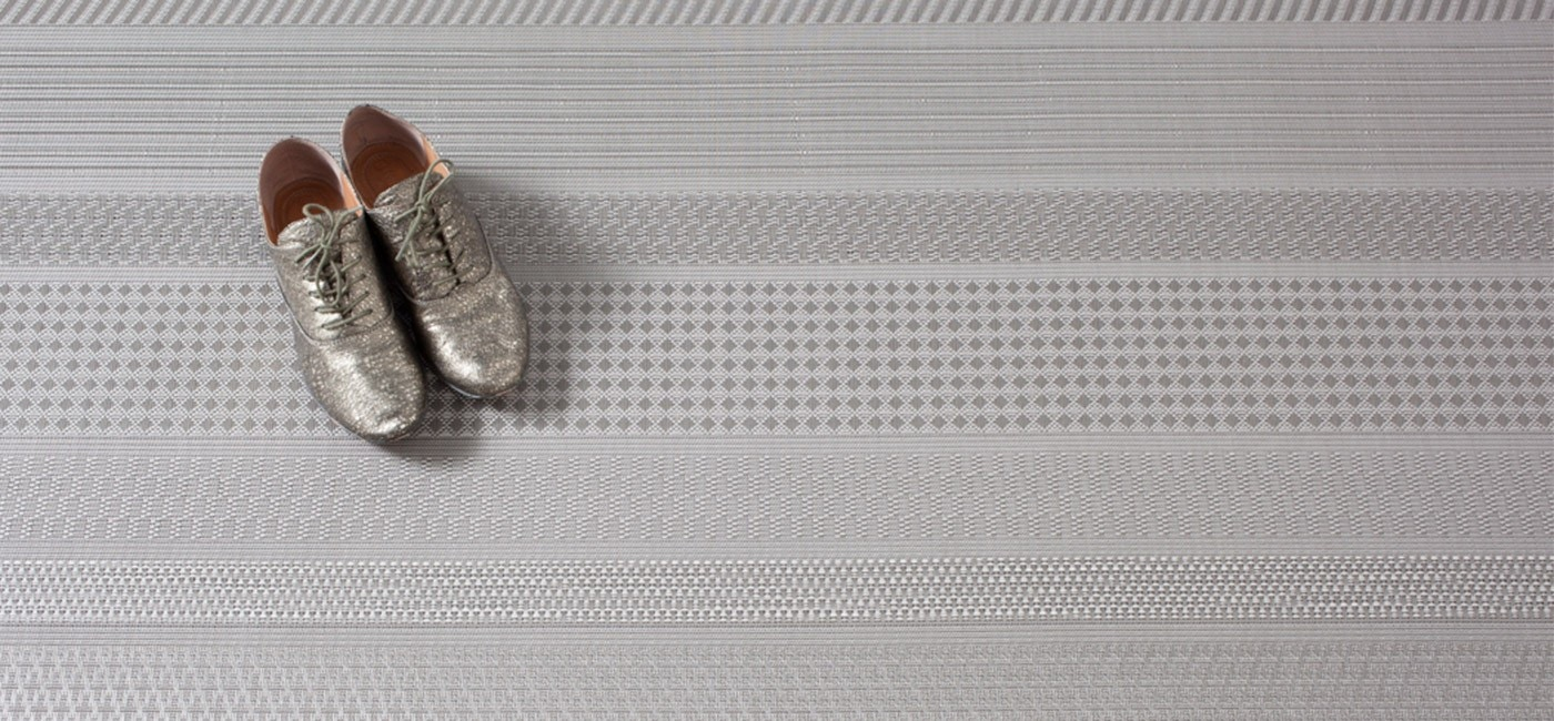Chilewich Mixed Weave Floormat