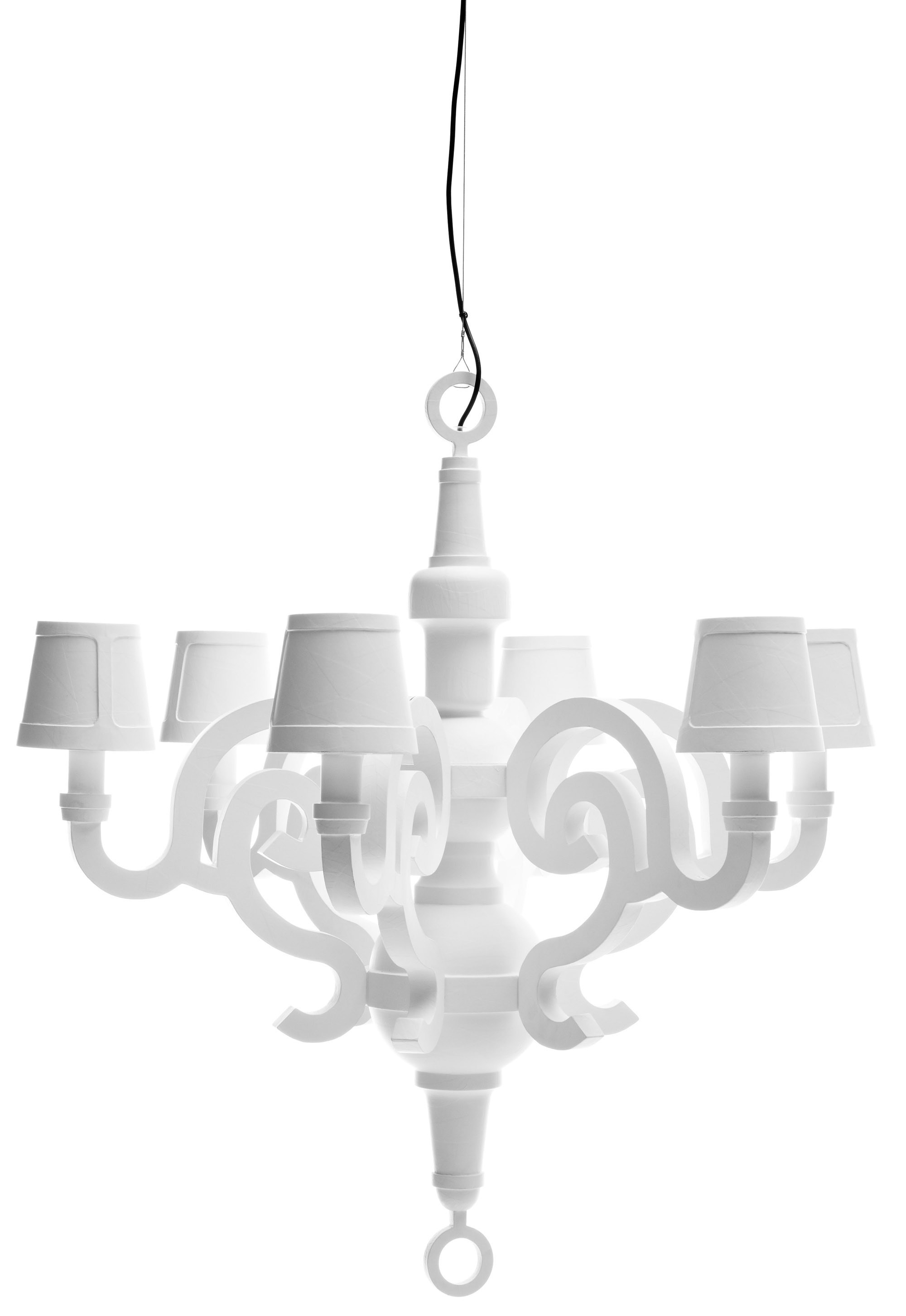 Moooi Paper Chandelier L Suspension Lamp