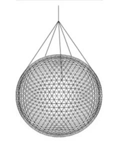Moooi Raimond R163 Suspension Lamp