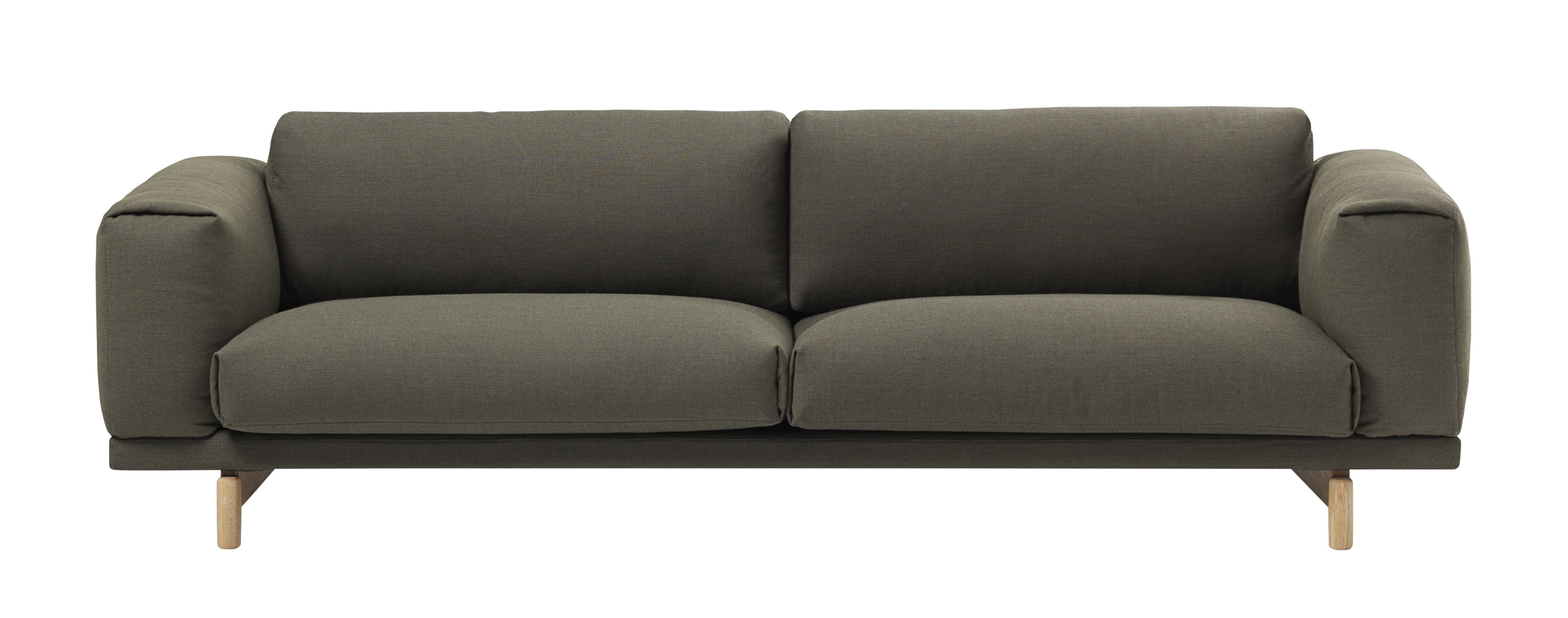 muuto rest 3 seater sofa gr shop canada. Black Bedroom Furniture Sets. Home Design Ideas