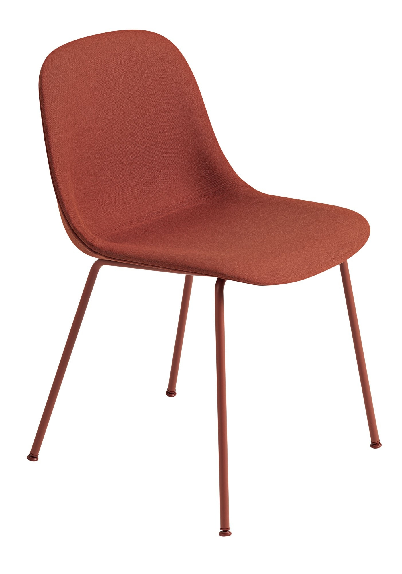 Muuto Tube Base Upholstered Fiber Side Chair GR Shop Canada