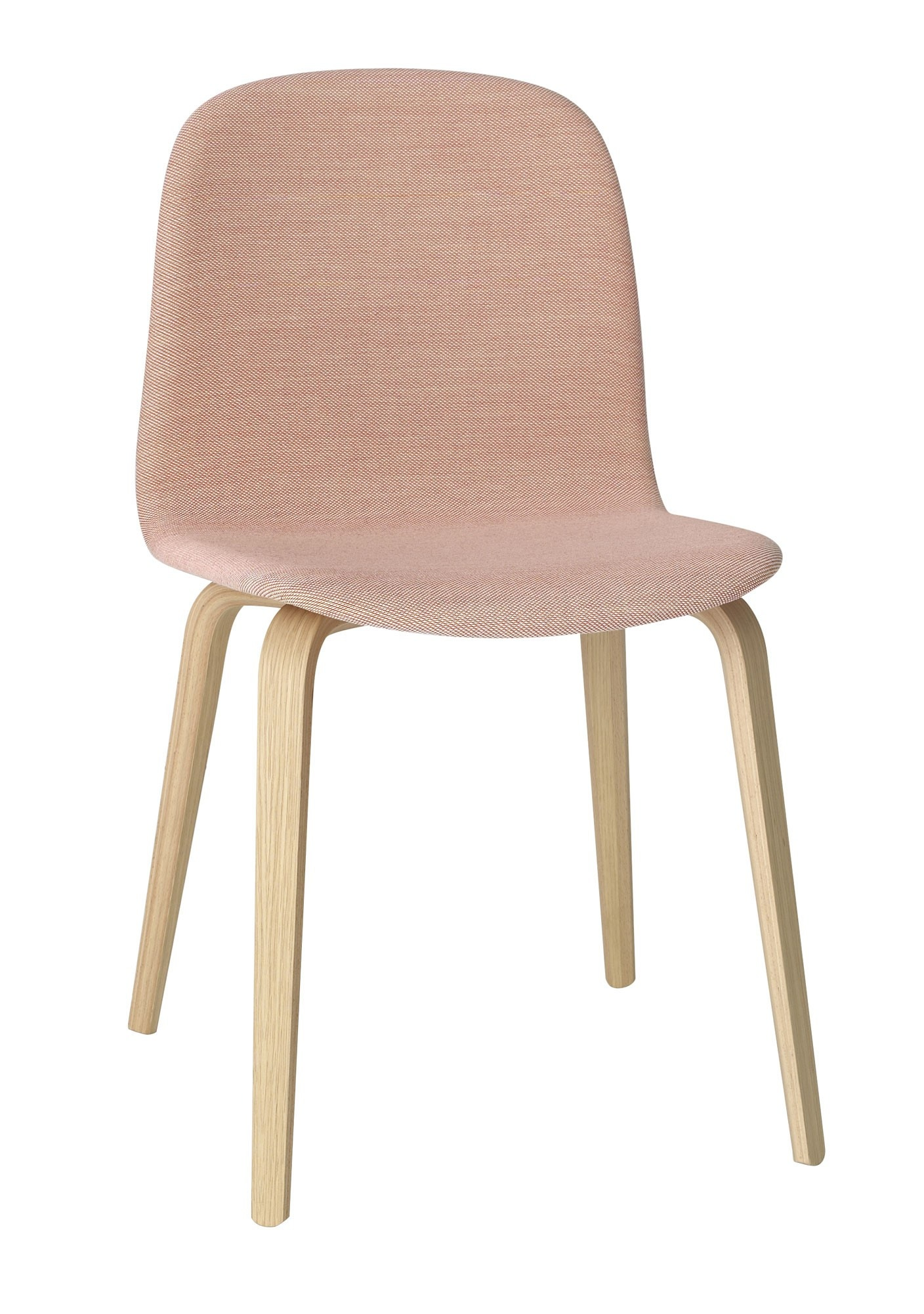 Muuto Visu Wood Base Upholstered Chair GR Shop Canada