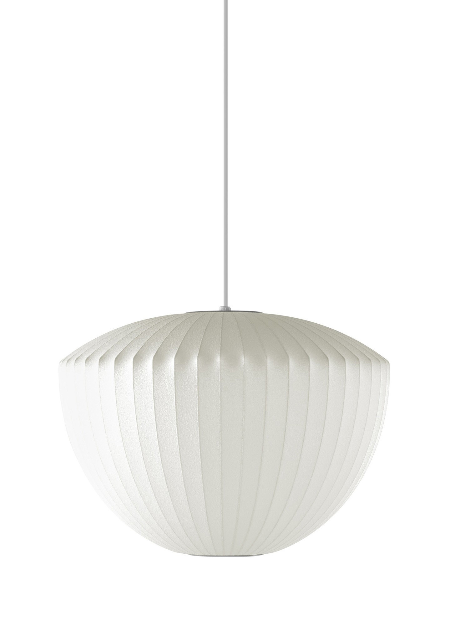 Herman miller nelson apple bubble lamp pendant