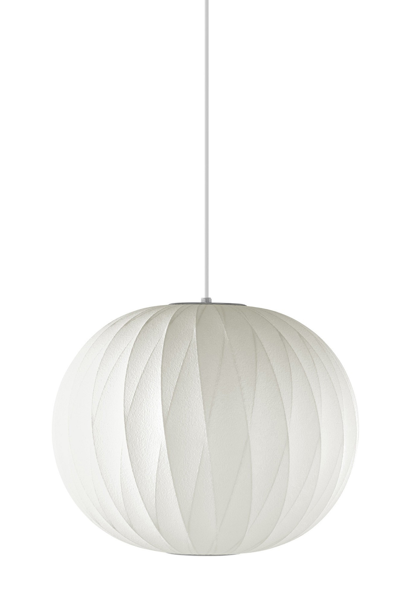 Herman miller nelson ball crisscross bubble lamp pendant