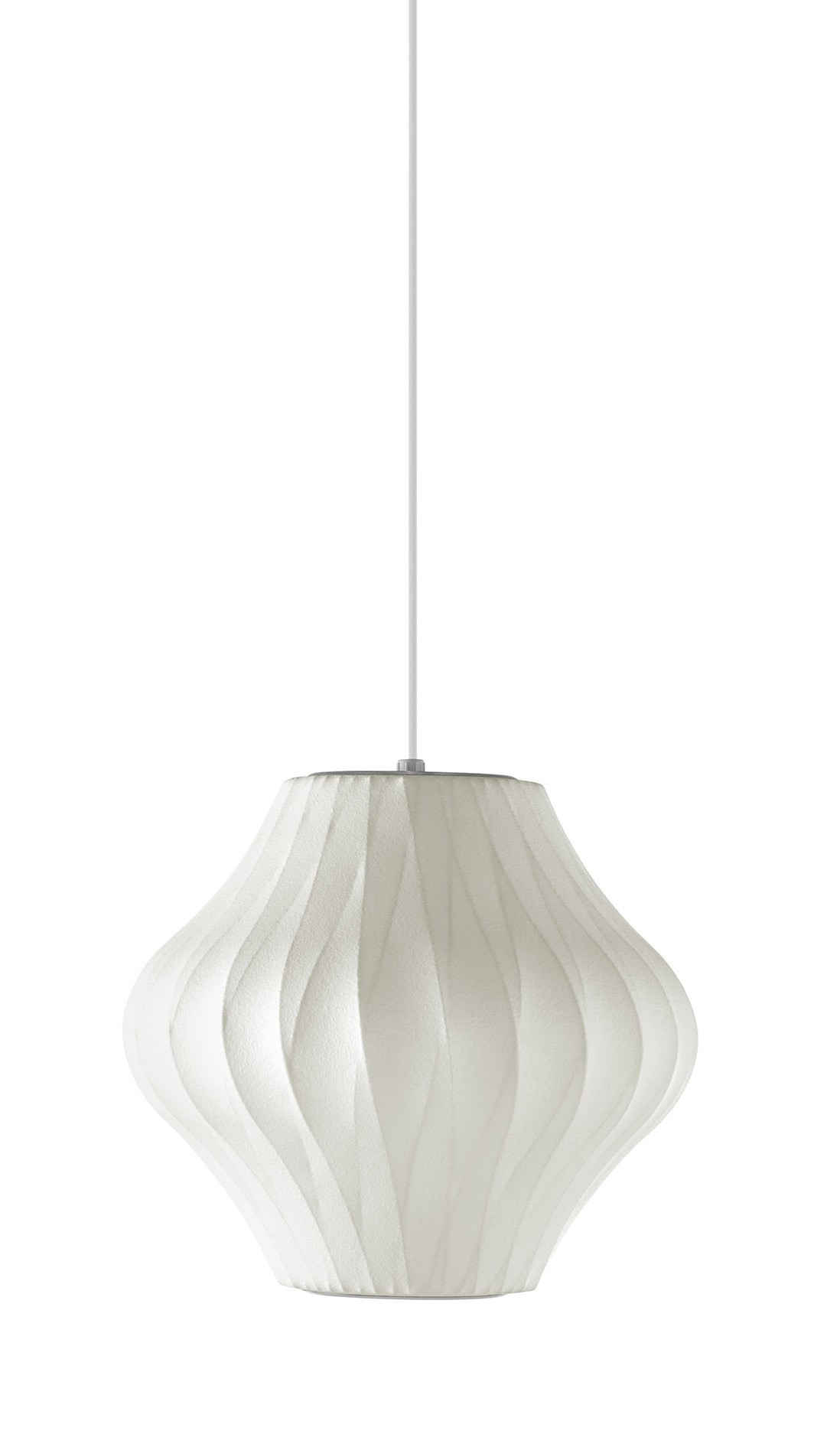Herman Miller Nelson® Pear® Crisscross™ Bubble Lamp Pendant