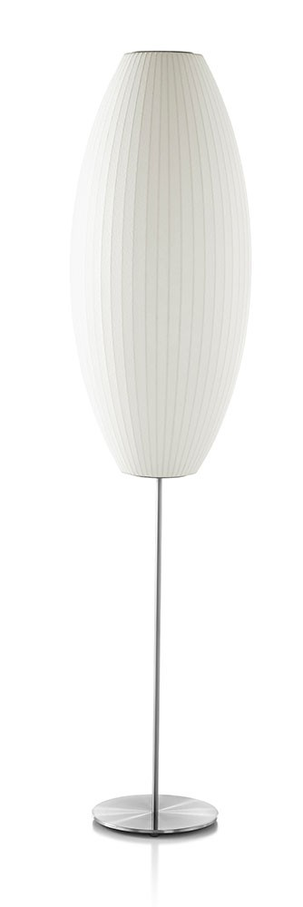 Herman Miller Nelson™ Cigar Lotus Floor Lamp