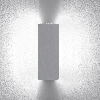 Nemo Applique A Volet Pivotant Double LED Wall Lamp