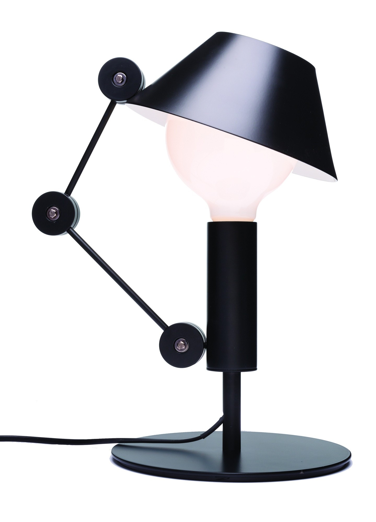 Nemo italianaluce mr light short table lamp gr shop canada aloadofball Gallery