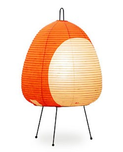 Akari Noguchi Model 1AT Table Lamp