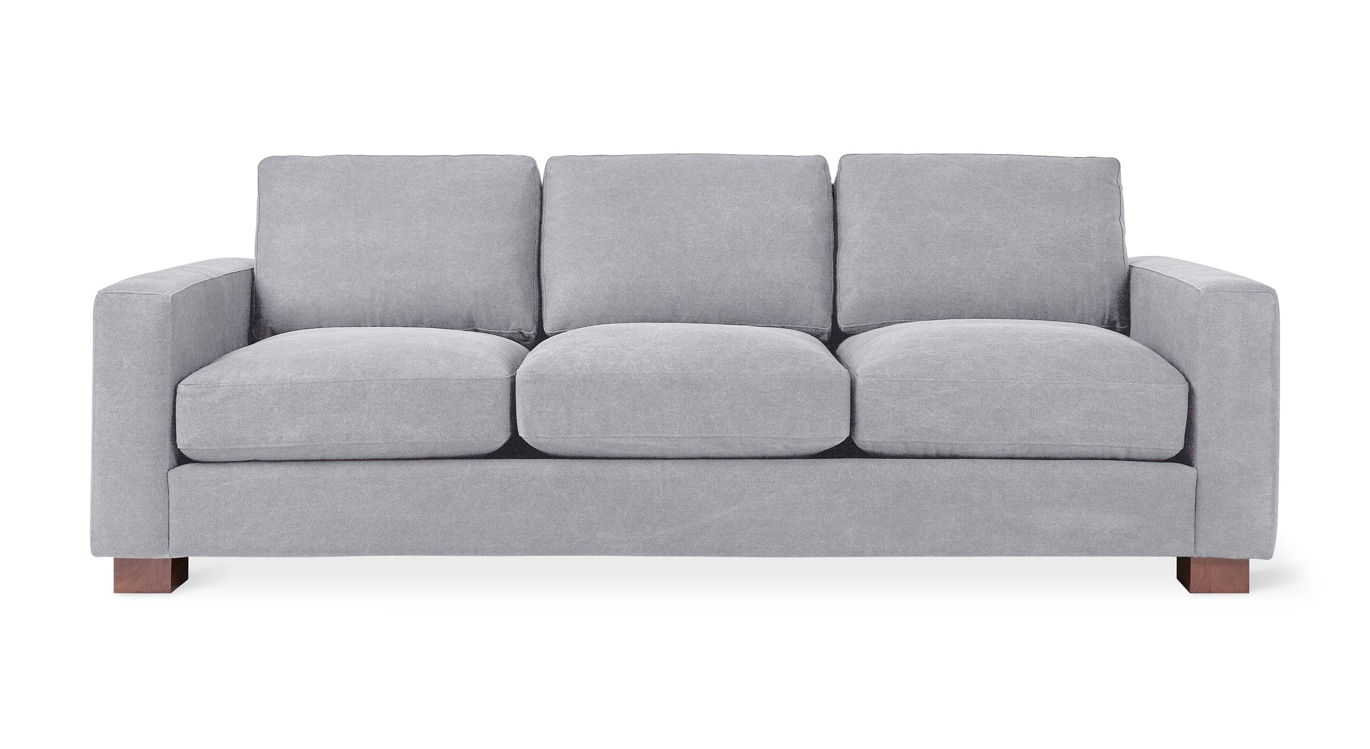 Clearance Gus Modern Parkdale Sofa Vintage Alloy