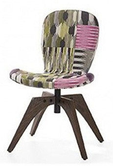 Artifort Patch One / Two Missoni Swiveling Chair