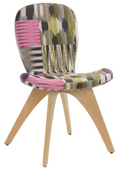 Artifort Patch One / Two Missoni 4-Legged Chair