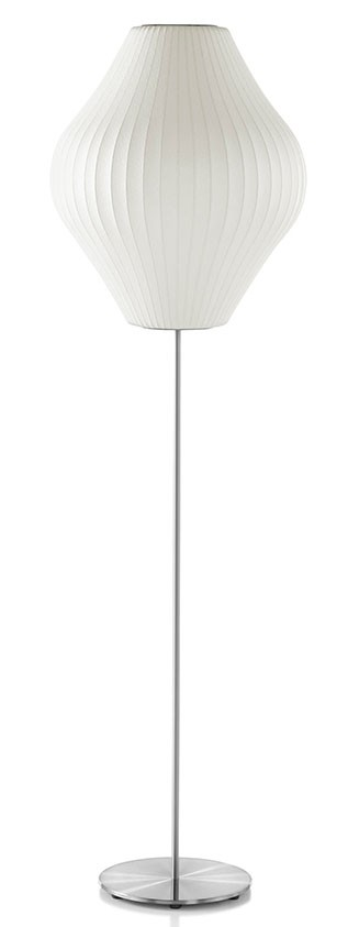 Herman Miller Nelson® Pear® Lotus Floor Lamp