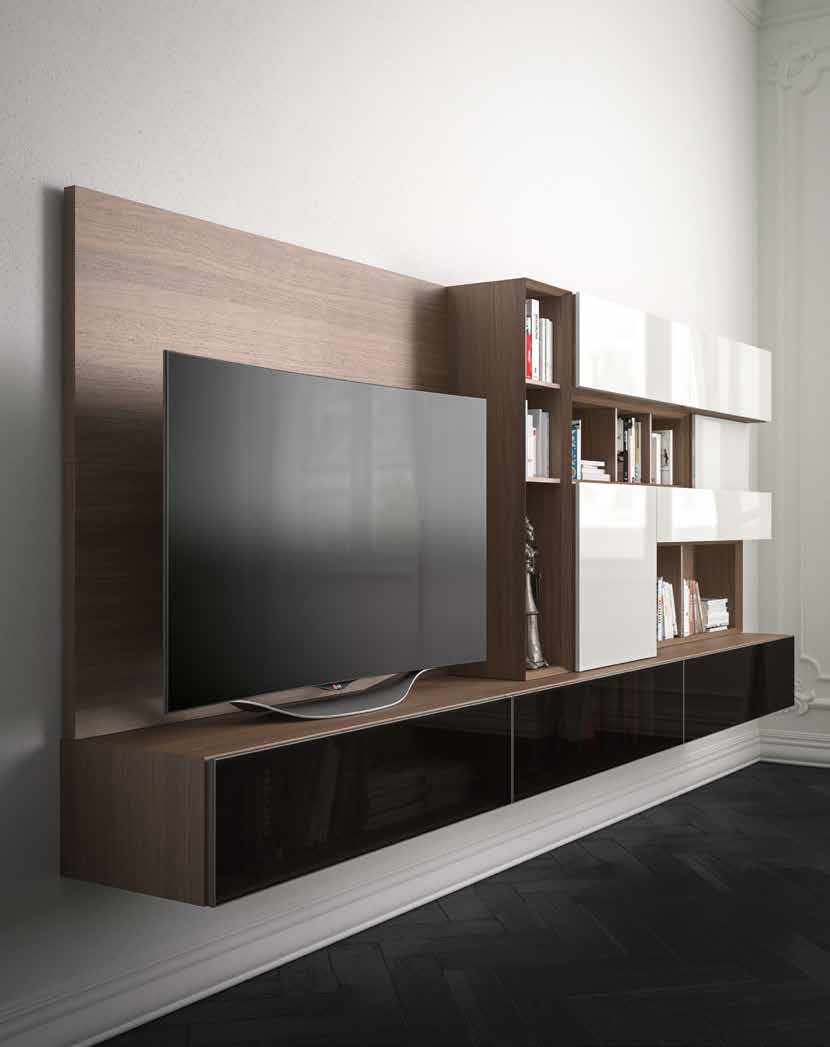 Pianca People Wall Unit Cabinets