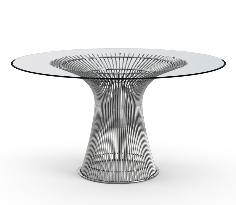 Knoll Warren Platner Dining Table