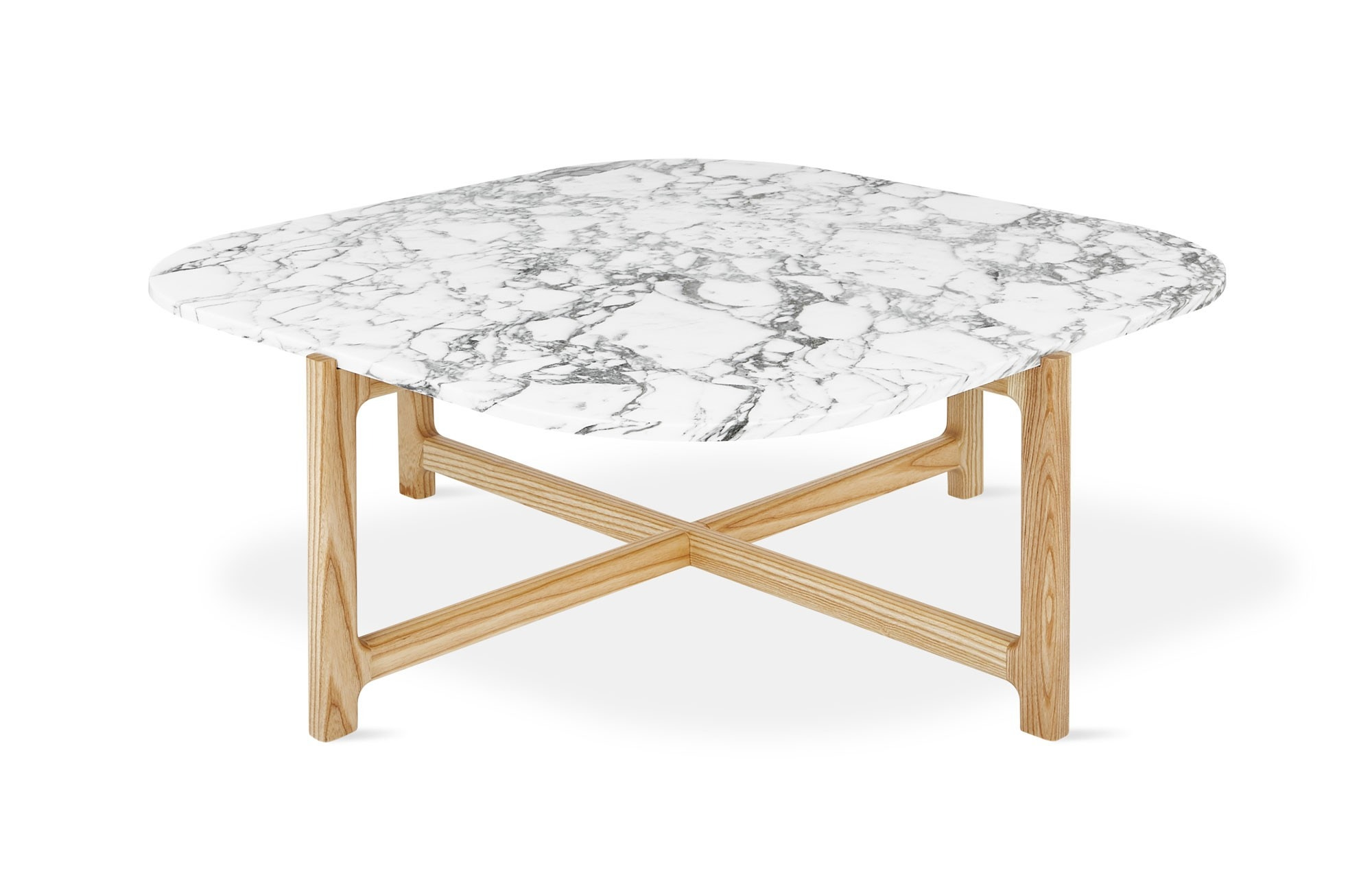 Gus* Modern Quarry Coffee Table - Square