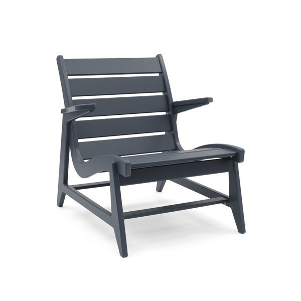 Loll Ralph Rapson Lounge Outdoor Chair