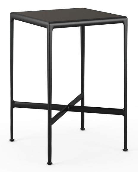 "Richard Schultz 1966 Collection® Bar Height Table - 28"" x 28"""