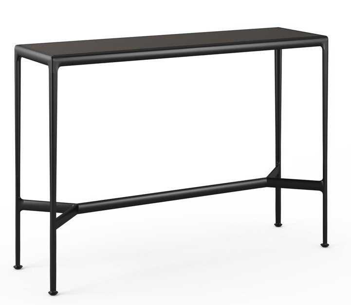"Richard Schultz 1966 Collection Bar Height Table - 60"" x 18"""
